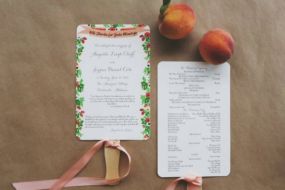 6 Top Rated Wedding Invitation Designers In Birmingham Alabama